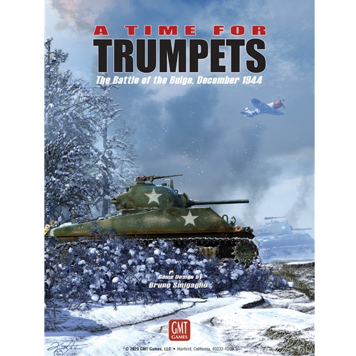 A Time for Trumpets Cover