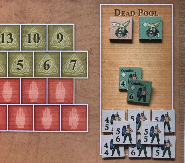 Agricola Dead Pool Romanization