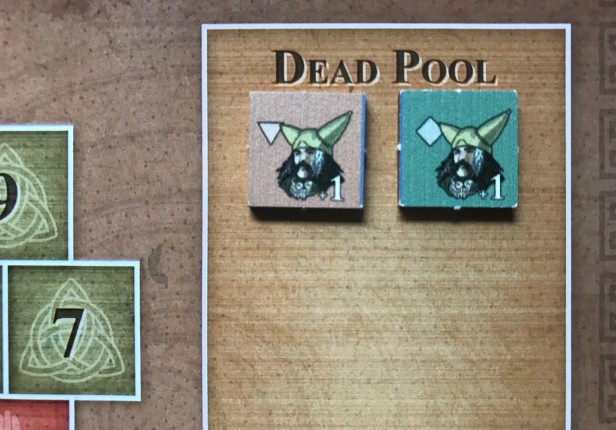 Agricola Leaders in Dead Pool
