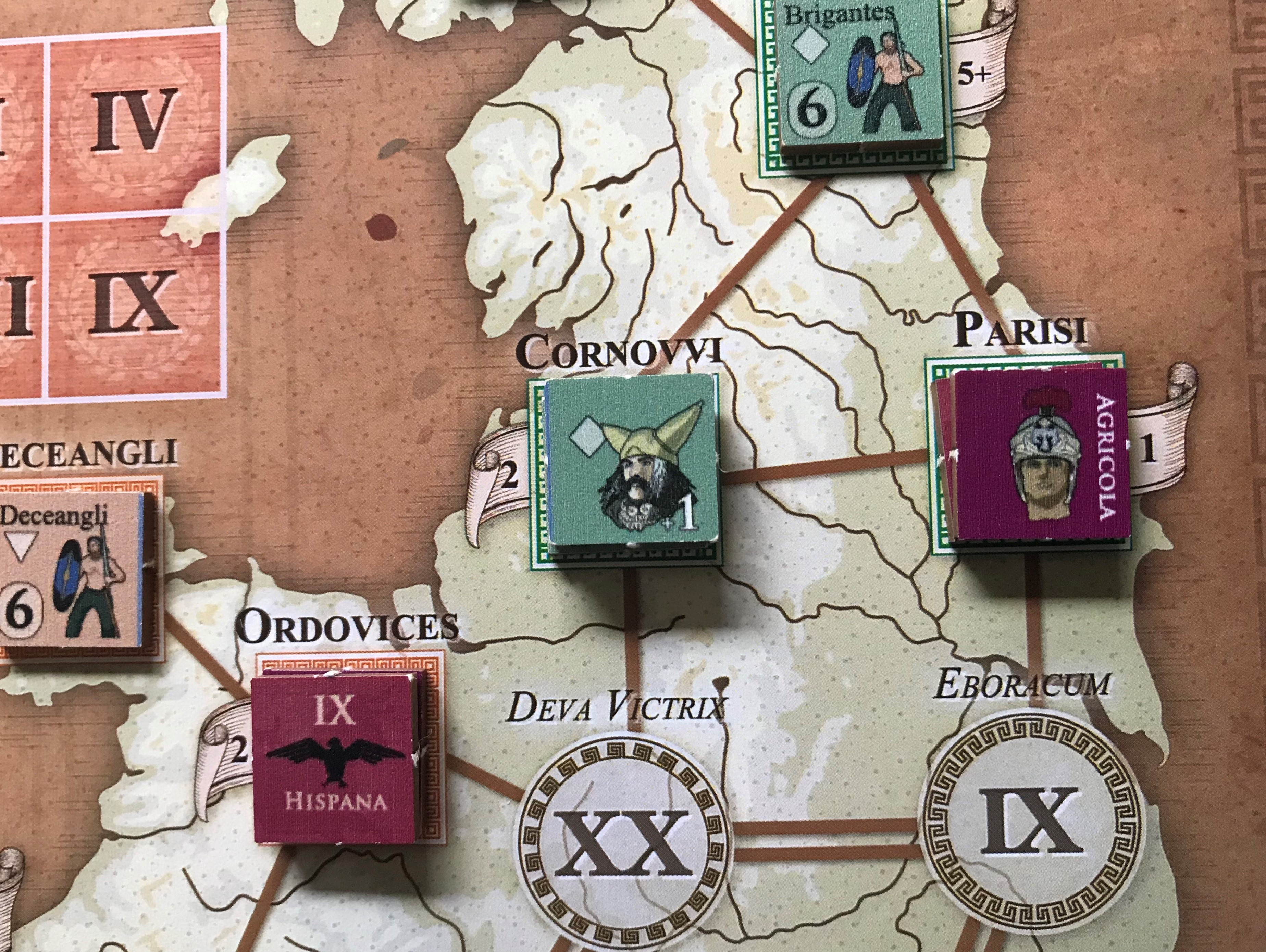 Agricola, Master of Britain from Hollandspiele – Action Point 5
