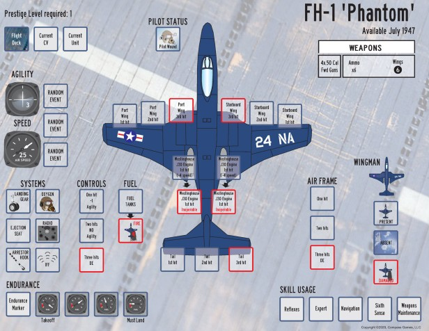 Defending America FH-1 Phantom