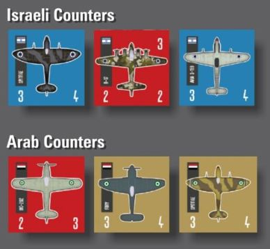 Desert Eagles Counters