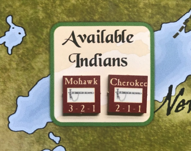 Don't Tread on Me Indian Units