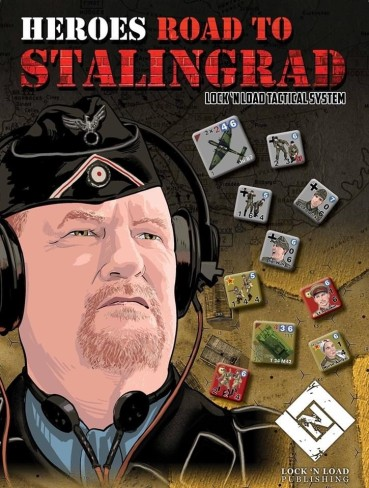 Heroes Road to Stalingrad LnL Tactical Cover