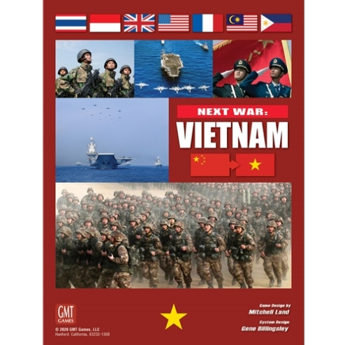 Next War Vietnam Cover