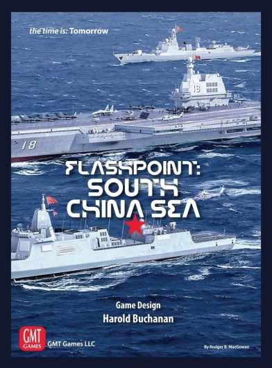 South China Sea Cover