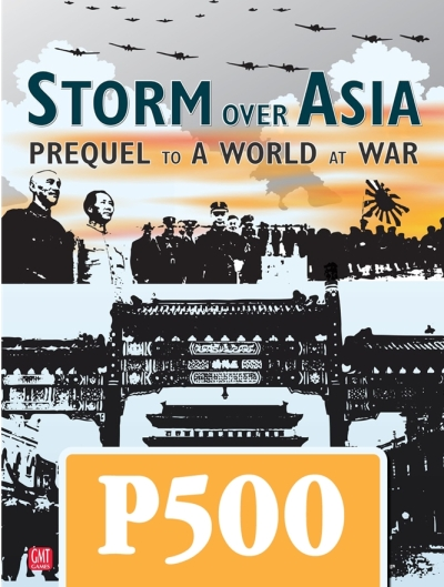 Storm Over Asia Cover