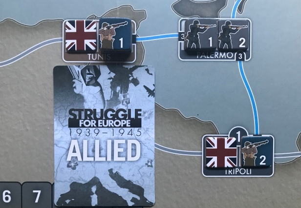 Struggle for Europe Battle 3