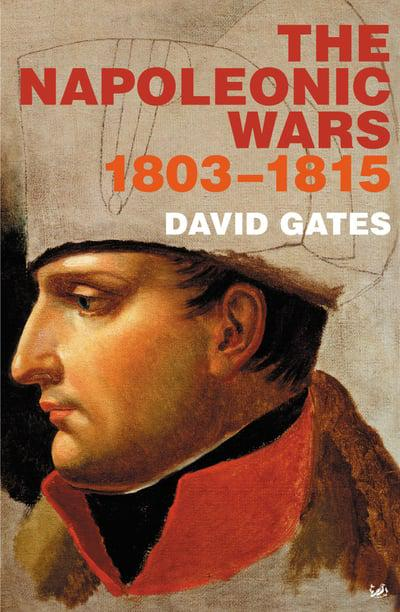 The Napoleonic War David Gates Cover