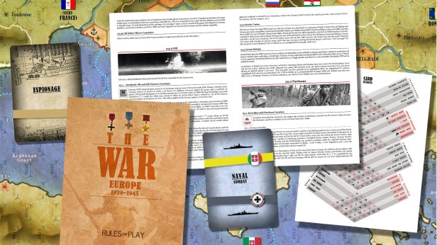 The War Components