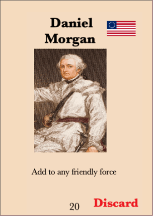 War for America Daniel Morgan