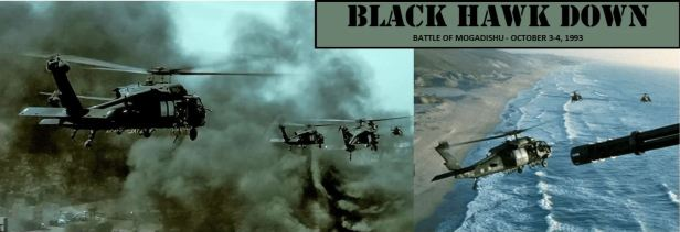 Black Hawk Down Banner