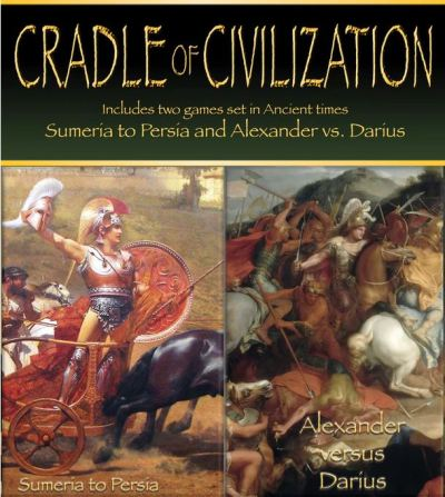 Cradle of Civilization Cover