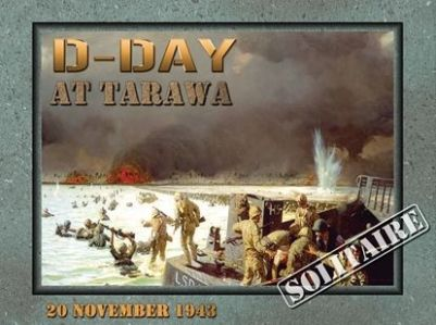 D-Day at Tarawa Cover