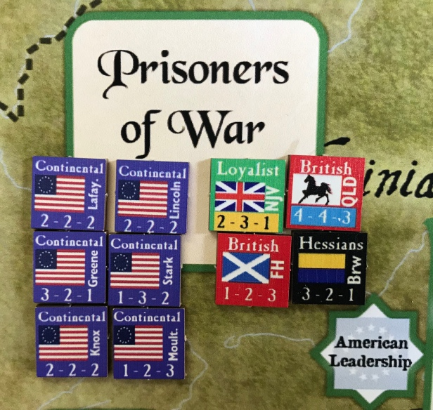 Don't Tread on Me Prisoners of War Box 1