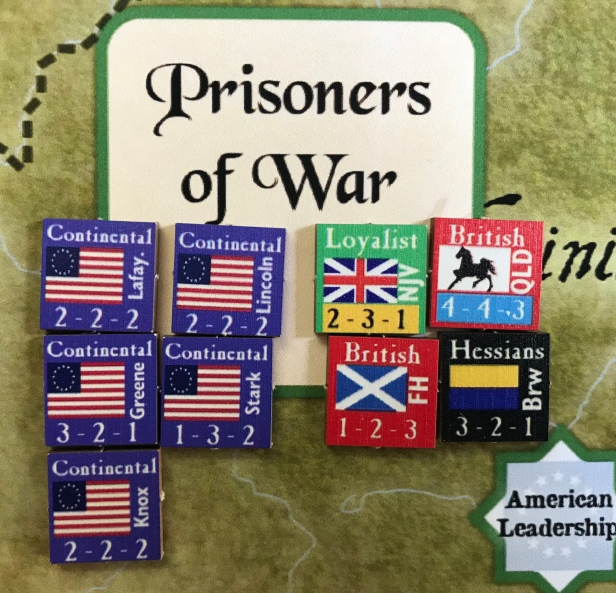 Don't Tread on Me Prisoners of War Box 2