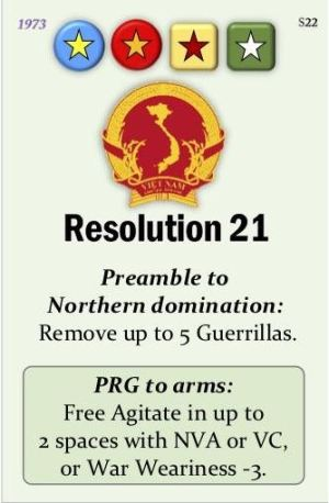 Fall of Saigon Event Card Spoilers Resolution 21