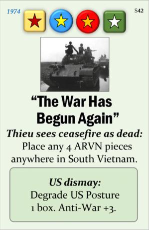 Fall of Saigon Event Card Spoilers The War Has Begun Again