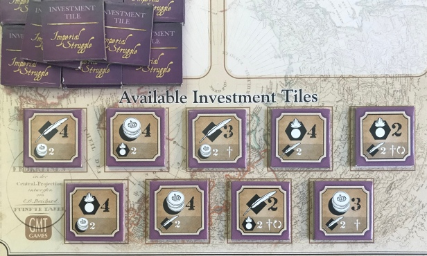 Imperial Struggle Investment Tiles 2