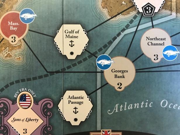 Imperial Struggle Naval Space North America