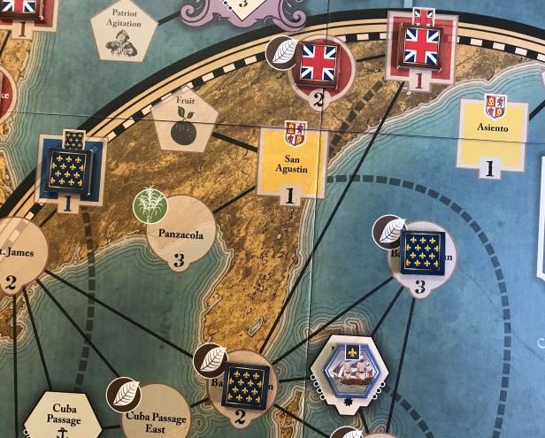 Imperial Struggle Territories