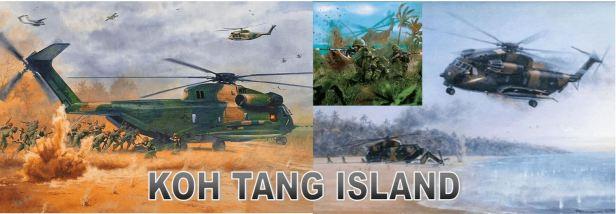 Koh Tang Island Banner