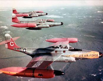 Northrop F-89A Scorpion