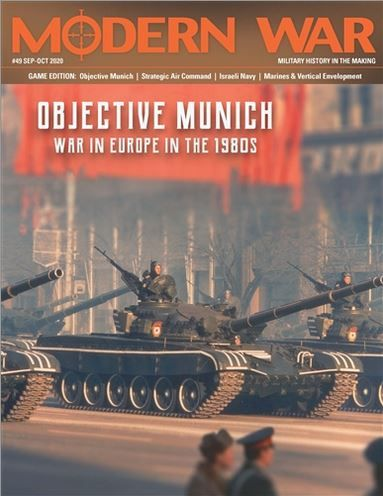 Objective Munich Modern War