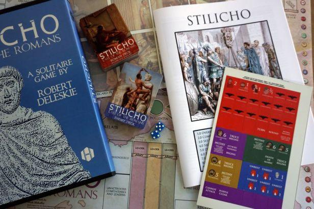Stilicho Components