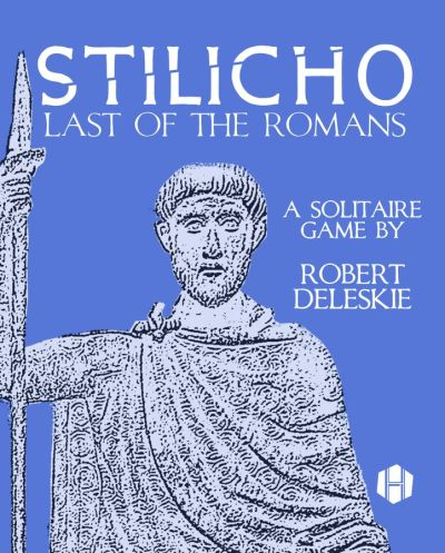 Stilicho Last of the Romans Cover