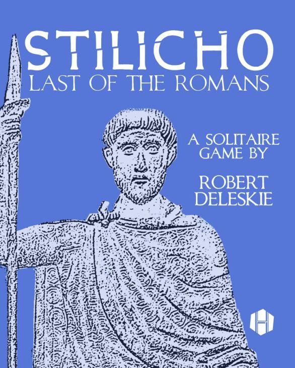 Stilicho Last of the Romans Cover