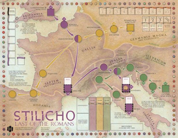 Stilicho Map