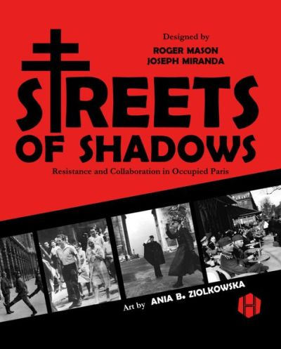 Streets of Shadows Cover 2