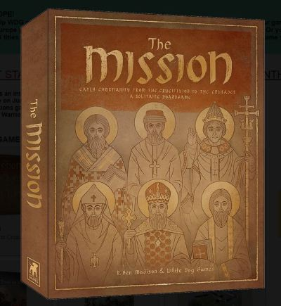 The Mission Cover