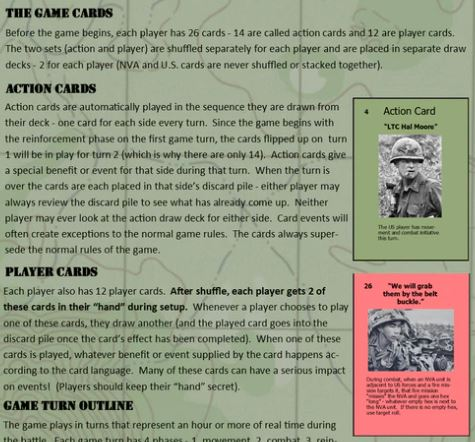 They Were Soldiers Cards