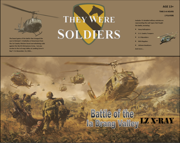 They Were Soldiers Cover