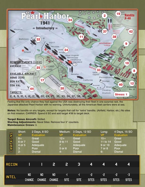 Zero Leader Pearl Harbor Campaign