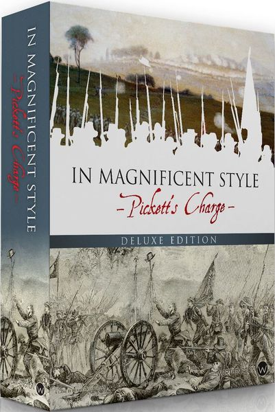 First Impressions: In Magnificent Style: Pickett's Charge Deluxe Edition from Worthington Publishing